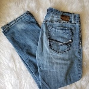 🆕️Mens Distressed BKE Aiden Jeans